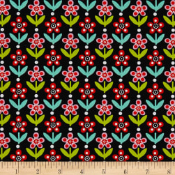 Stof France Infants Twiggy Anchreacite Fabric