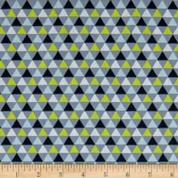 STOF France Infants Kobon Bleu/Vent Fabric