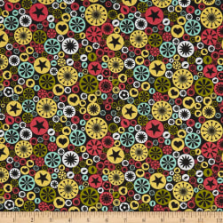 STOF France Infants Flova Multicolore Fabric