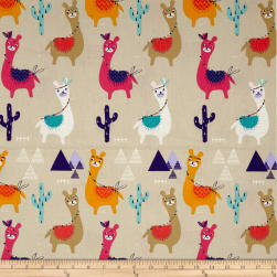 Stof France Infants Guanaco Multicolore Fabric