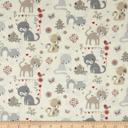 STOF France Infants Espiegle Naturel Fabric