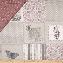 STOF France Infants Anela Rose Fabric