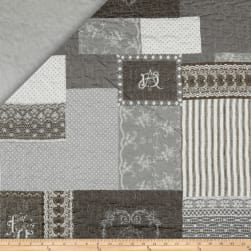 STOF France Infants Arkansas Gris Fabric