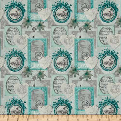 STOF France Le Quilt Belle Epoque Hearts and