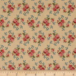 STOF France Le Quilt Provenciale Cream/Multi Fabric