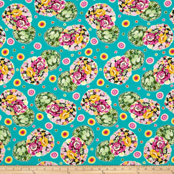 Amy Butler Night Music Cloud Blossom Dew Fabric