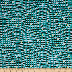 Amy Butler Night Music Wind Song Teal Fabric
