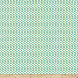 Erin McMorris Echo Stepping Stones Seafoam Fabric