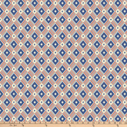 Denyse Schmidt Ludlow Diamond Medallion Forget Fabric