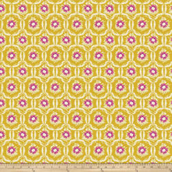Jennifer Paganelli Sugar Beach Brandi Saffron Fabric