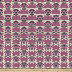 Joel Dewberry Avalon Sugar Bloom Berry Fabric