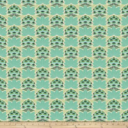 Joel Dewberry Avalon Sugar Bloom Jade Fabric