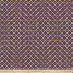 Kathy Doughty Horizons Charin Link Check Moody Fabric