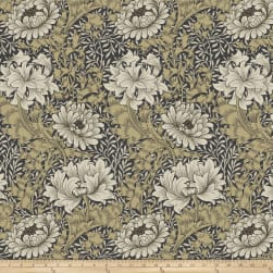 Morris & Co Merton Chrysanthemum Taupe