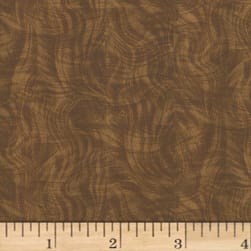 Impressions Moire Light Brown Fabric