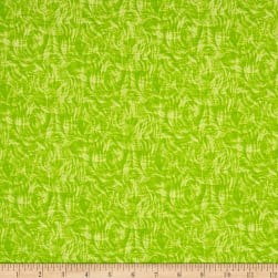 Impressions Moire Dark Lime Fabric