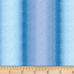 Lakeside Fun Blue Fabric