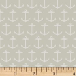 Quarter Deck Taupe Fabric