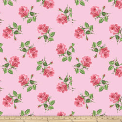 Kiss Goodbye Cottage Rose Tutux Fabric