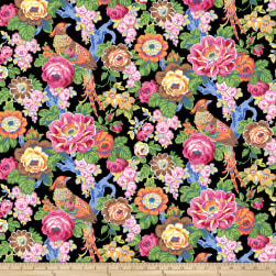 Philip Jacobs Roaring 20s Floral Bough Decox Fabric