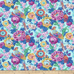 Philip Jacobs Roaring 20s Floral Bough Swing Fabric