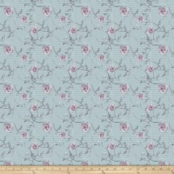 FreeSpirit Bloom Beautiful Heirloom Wisteria Fabric
