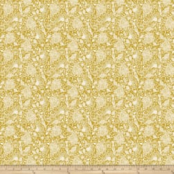 Garden Dreams Dream Mustard Fabric