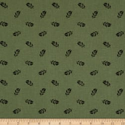 French Connections Dark Olive Fabric