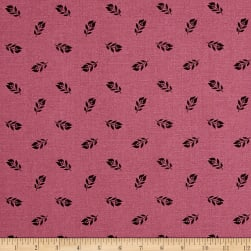 French Connections Light Eggplant Fabric