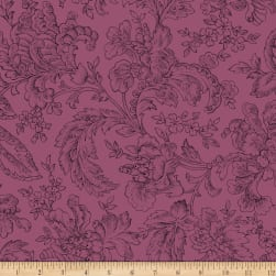French Connections Wine Fabric