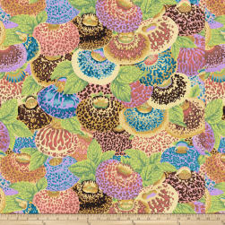 Kaffe Fassett Collective Ladys Purse Ochre Fabric