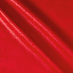 Telio Roxanne Faux Leather Knit Hot Chilli Fabric