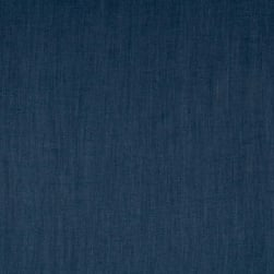 3.5 oz 100% European Linen Indigo New Fabric