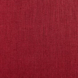 3.5 oz 100% European Linen Burgundy Fabric
