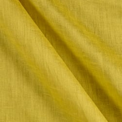 3.5 oz 100% European Linen Golden Fabric