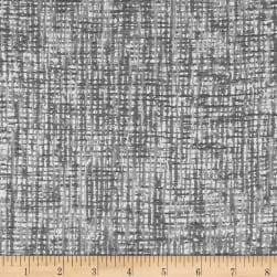 Golding by P/Kaufmann Convergence Jacquard Silver Fabric