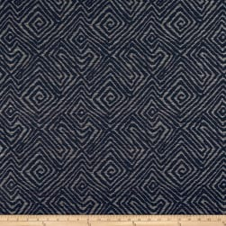 Golding by P/Kaufmann Impromptu Jacquard Midnight Fabric