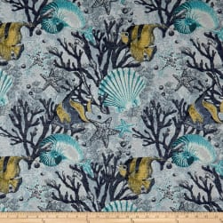 Golding by P/Kaufmann In the Deep Marina Fabric