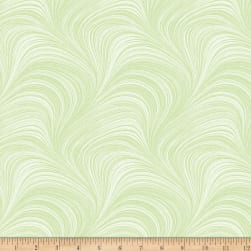 Wave Texture Leaf Fabric