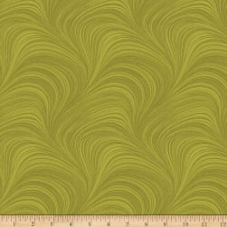 Wave Texture Lime Fabric