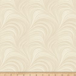 Wave Texture Tan Fabric