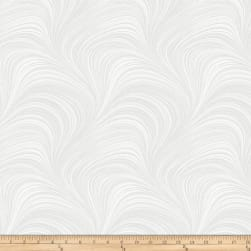 Wave Texture Light Grey Fabric