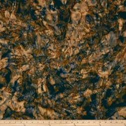 Anthology Batiks Lava Solid Root Beer Fabric