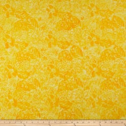 Anthology Batiks Garden Banana Fabric