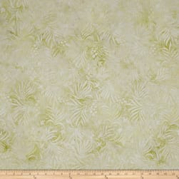 Dancing Pines Batik Champagne Fabric