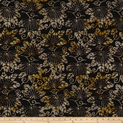 Anthology Batik Garden Burgundy