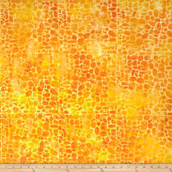 Anthology Batik Stonewall Citrus
