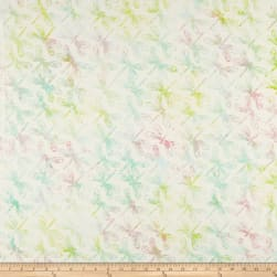 Anthology Batiks Dragonfly Candy Fabric
