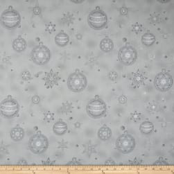 Stof Amazing Stars Ornaments & Stars Metallic Silver/Grey