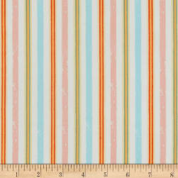 Ducky Tales Stripe Multi Fabric